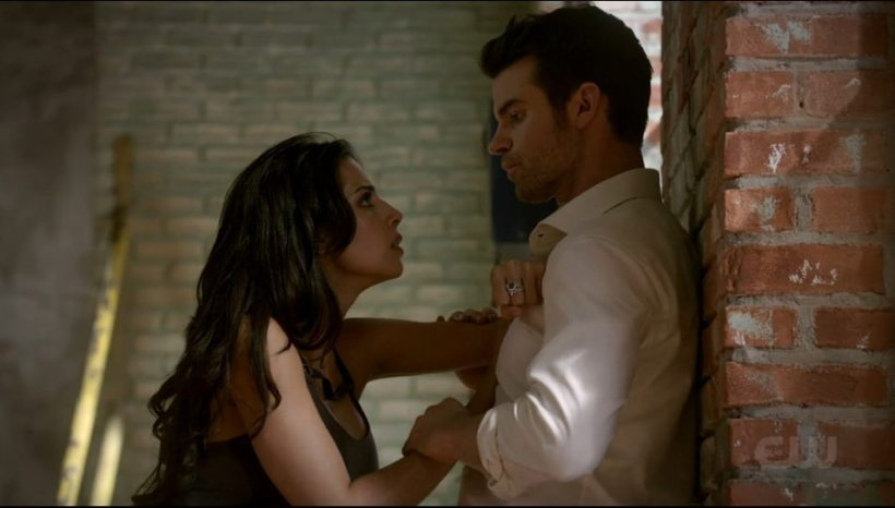 The Originals 2x04 Gia-Elijah 2