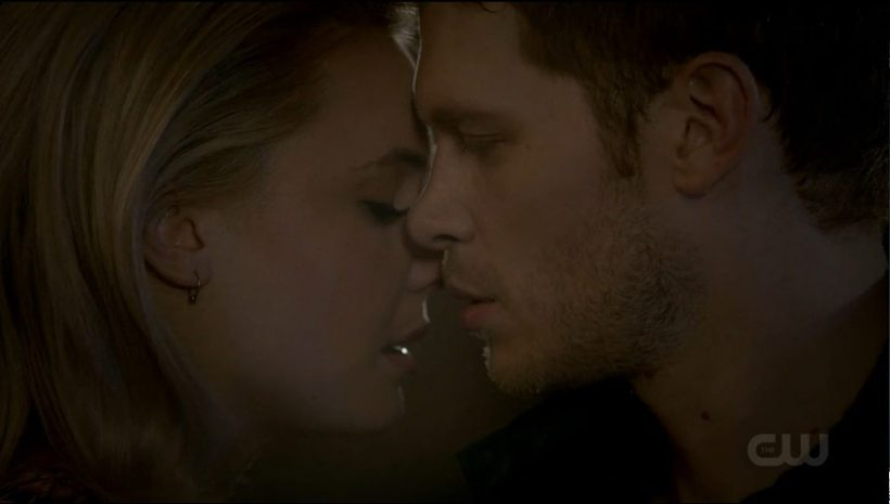 The Originals 2x04 Klaus-Cami 2