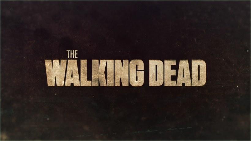 The Walking Dead Title