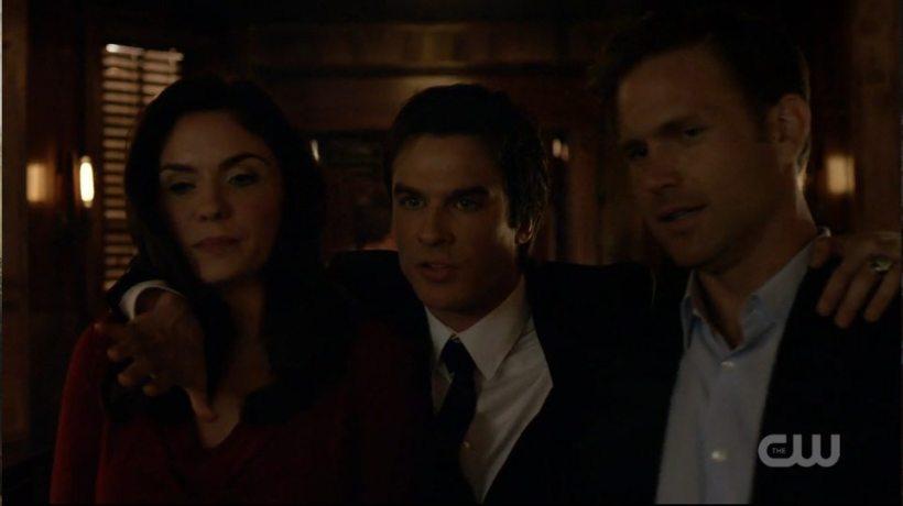 The Vampire Diaries 6x07 Dalaric