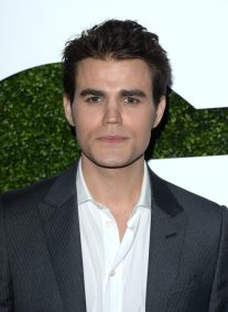 Paul Wesley GQ Men Of The Year party 1