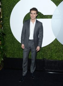 Paul Wesley GQ Men Of The Year party 3