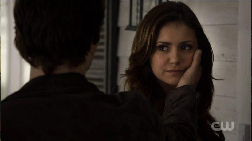 The Vampire Diaries 6x09 Delena