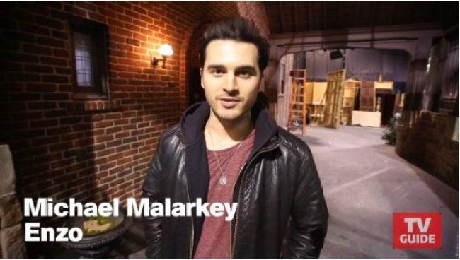 The Vampire Diaries Set Tour 2