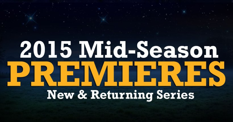 Midseason Premiere Dates 2015