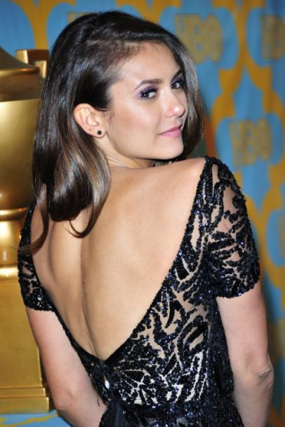 Nina Dobrev HBO's Post 2015 Golden Globe Awards Party 9
