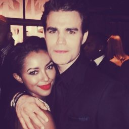 Paul and Kat HBO's Post 2015 Golden Globe Awards Party 1