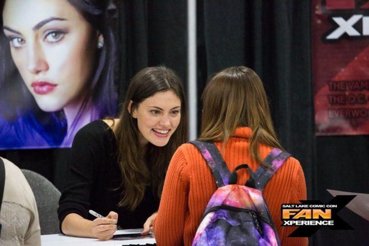 Phoebe FanX15 Salt Lake Comic Con 3