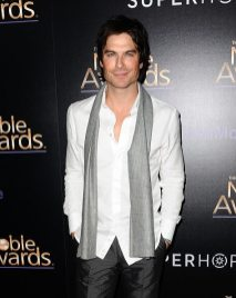 Ian Somerhalder The 3rd Annual Noble Awards 9
