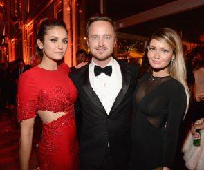 Nina Dobrev 2015 Vanity Fair Oscar Party 10