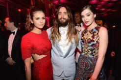 Nina Dobrev 2015 Vanity Fair Oscar Party 8
