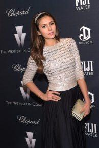 Nina Dobrev The Weinstein Company's Academy Awards Nominees Dinner 1
