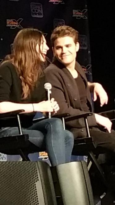 Paul and Phoebe FanX15 Salt Lake Comic Con 2