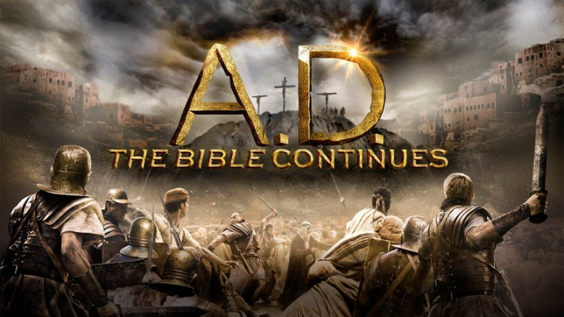 "A. D. The Bible Continues 1x05 ""The First Martyr"" Official Synopsis"