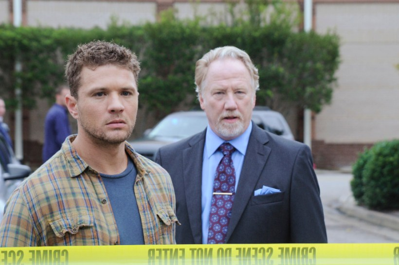 """Secrets And Lies 1x07 """"The Cop"""" - RYAN PHILLIPPE, TIMOTHY BUSFIELD"""