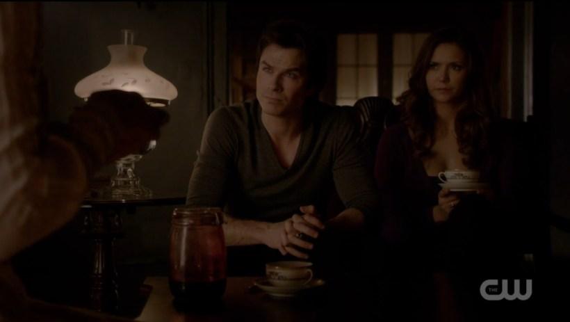 The Vampire Diaries 6x17 Tea 1903