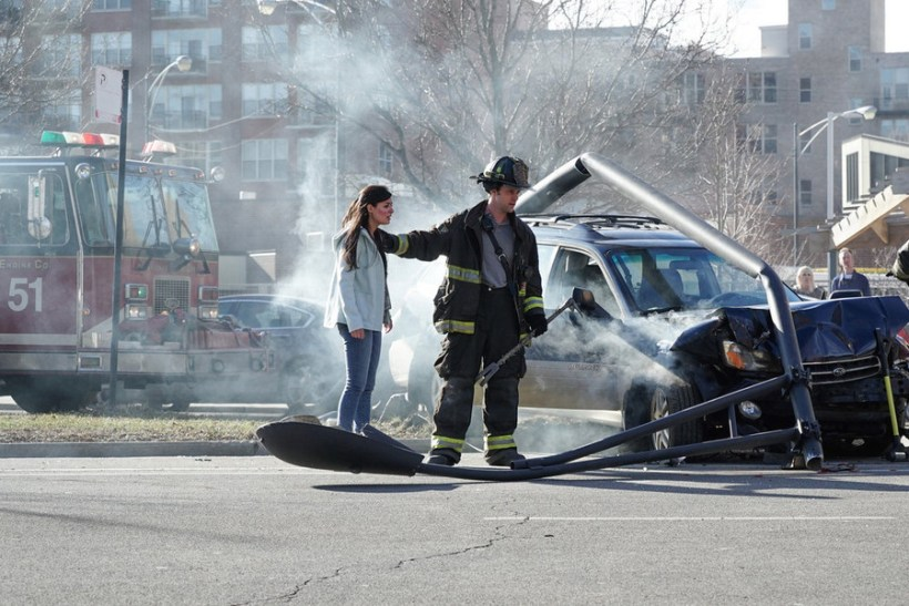 """Chicago Fire 3x20 """"You Know Where to Find Me"""""""