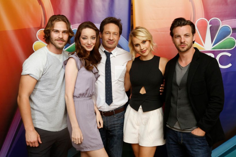 NBCUniversal Summer Press Day - Claire Holt Promotes 'Aquarius'