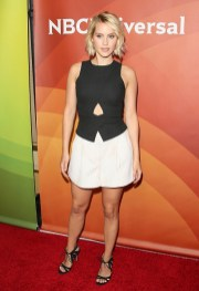 Claire Holt 2015 NBCUniversal Summer Press Day 3