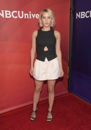 Claire Holt 2015 NBCUniversal Summer Press Day 4