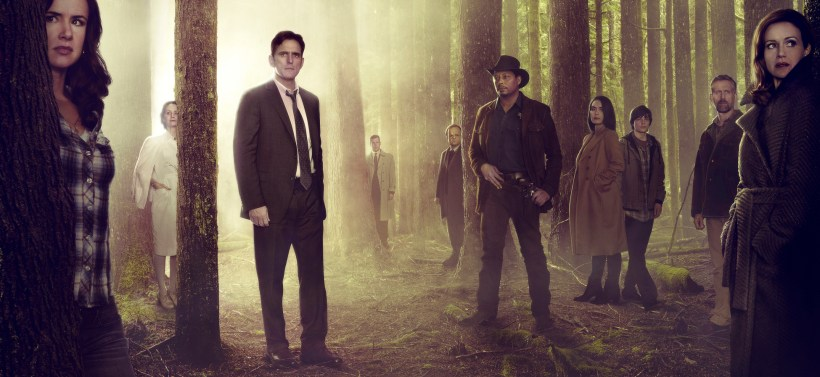 """Wayward Pines 1x06 """"Choices"""" Promotional Photos & Preview"""