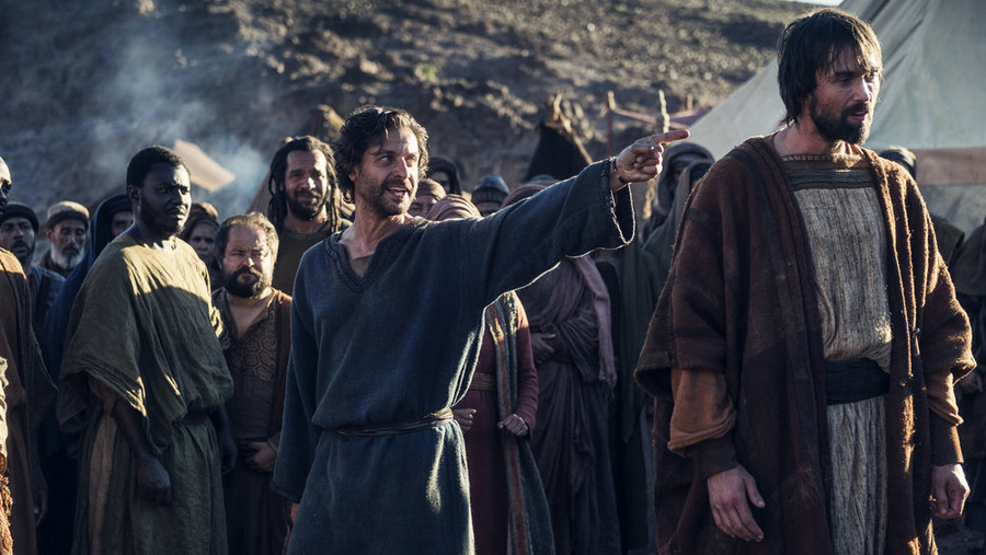 A D The Bible Continues 1x06 The Persecution Photos