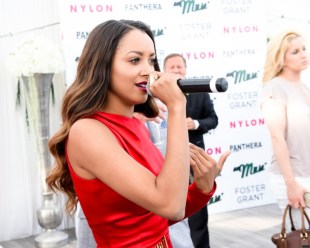 Cannes 2015 Muse Screening Kat Graham 15