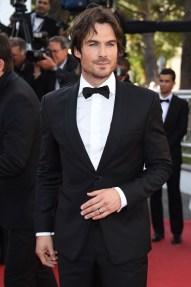 Cannes Film Featival Ian Somerhalder 1