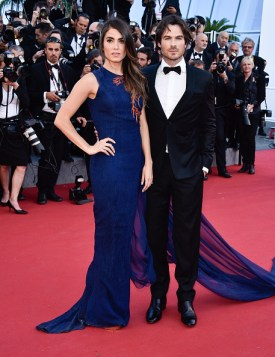 Cannes Film Featival Ian Somerhalder and Nikki Reed 13