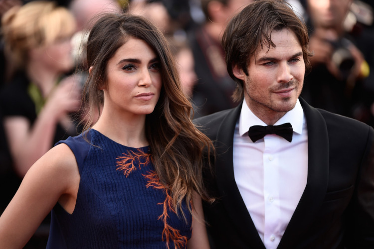 Cannes Film Featival Ian Somerhalder and Nikki Reed 19