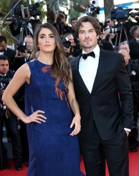 Cannes Film Featival Ian Somerhalder and Nikki Reed 20