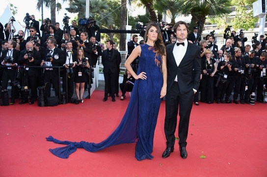 Cannes Film Featival Ian Somerhalder and Nikki Reed 4