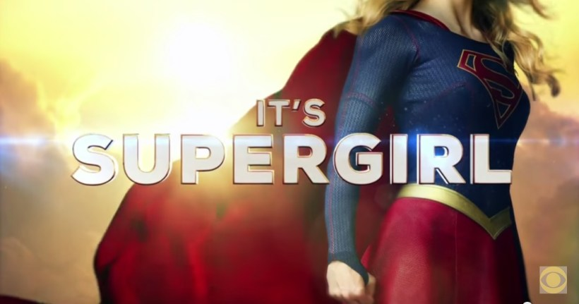 SUPERGIRL FIRST LOOK