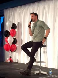 Bloody Night Con 2015 Day 2 Chris 11