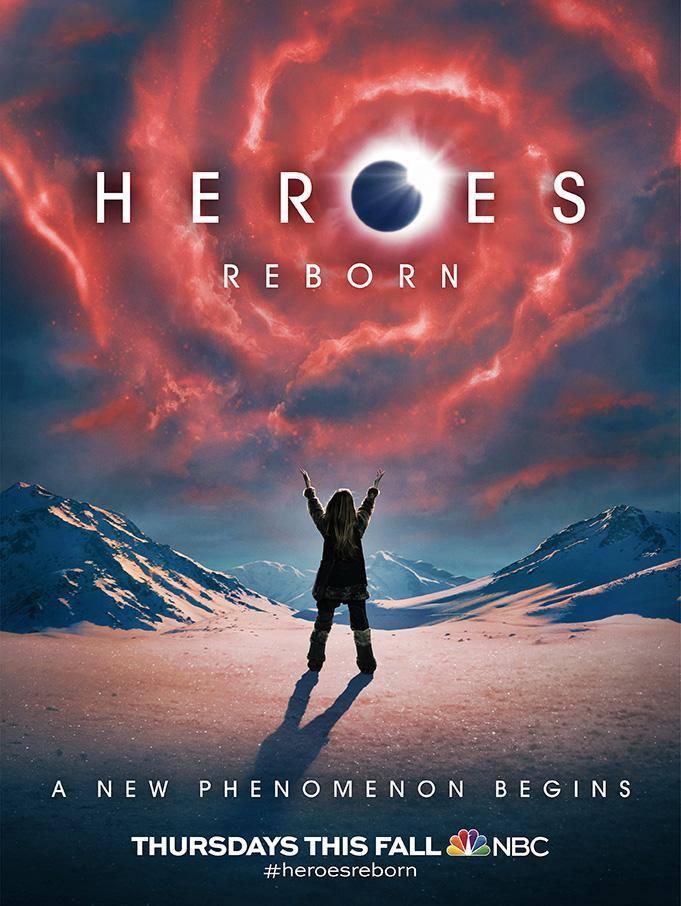 Heroes Reborn S1 POSTER