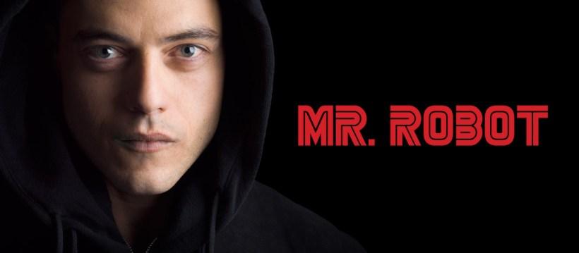 MR.ROBOT Title