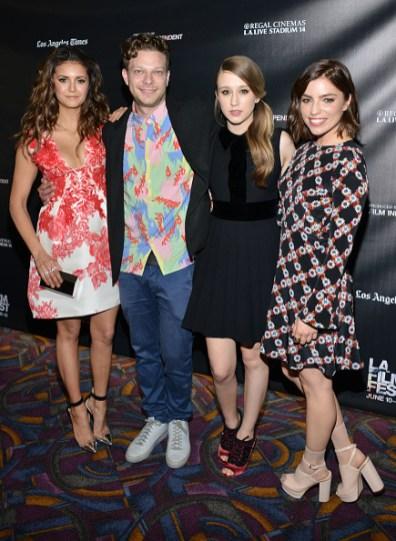 'The Final Girls' LA Film Festival Premiere Nina Dobrerv 11