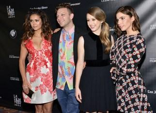 'The Final Girls' LA Film Festival Premiere Nina Dobrerv 13