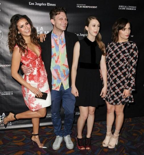 'The Final Girls' LA Film Festival Premiere Nina Dobrerv 21