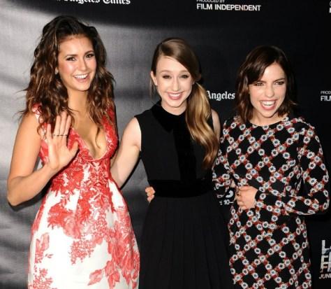 'The Final Girls' LA Film Festival Premiere Nina Dobrerv 26
