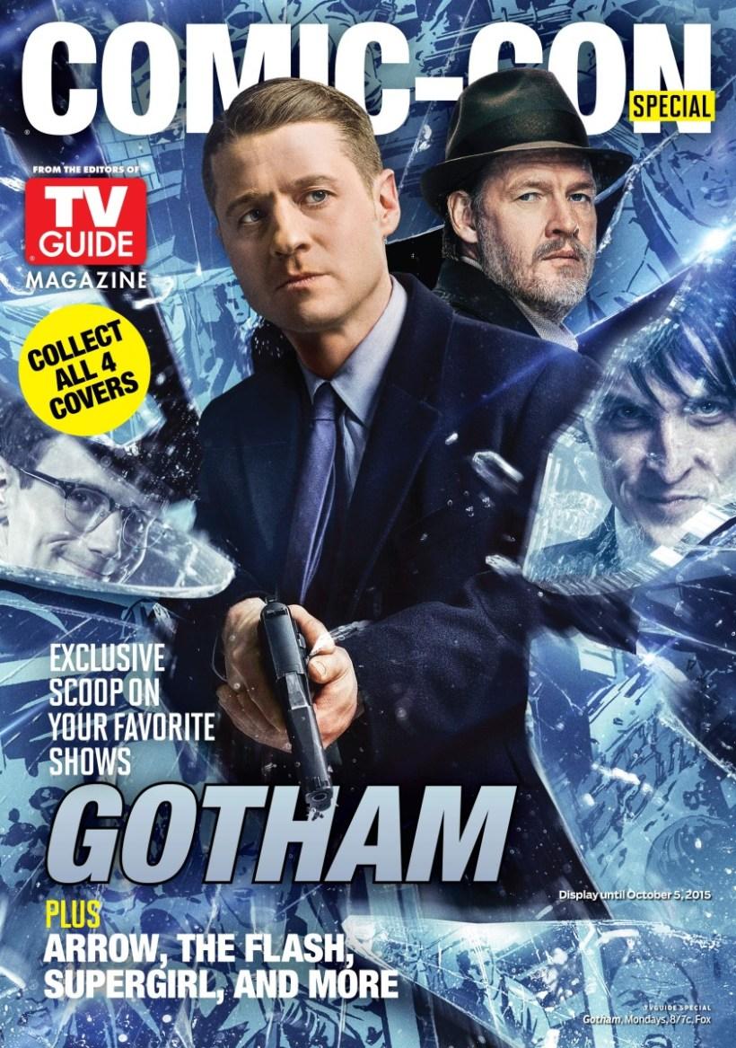GOTHAM - TV Guide Cover