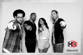 The Originals Nerd HQ Photo Booth Charles 1