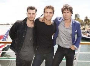 The Vampire Diaries TV Guide Magazine Yacht 5