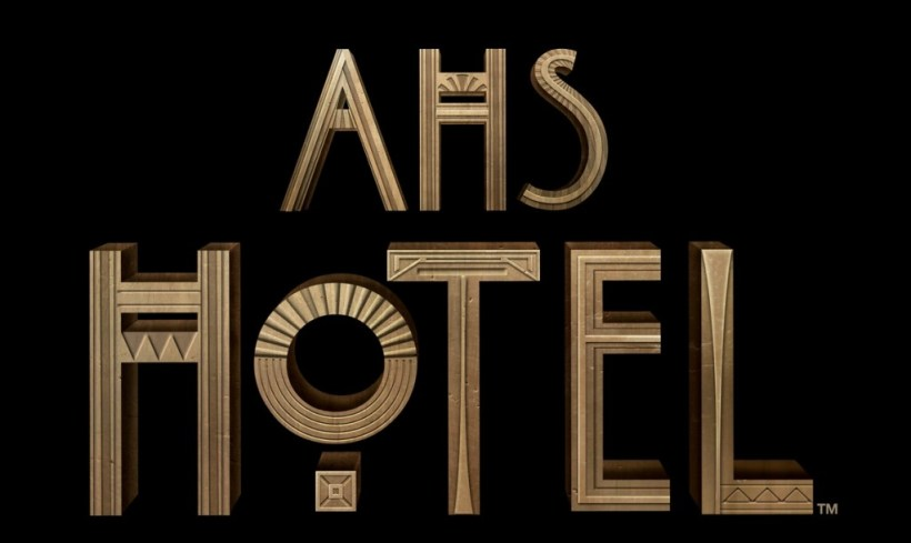 American Horror Story Hotel title