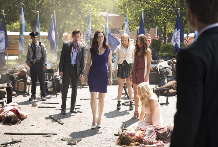 The Vampire Diaries 7x01-7