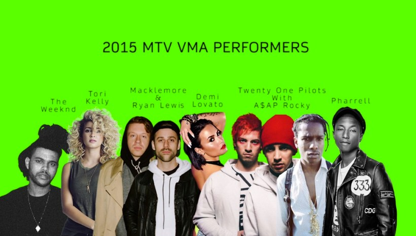 2015 MTV Video Music Awards: Performers Announced for the Show!!