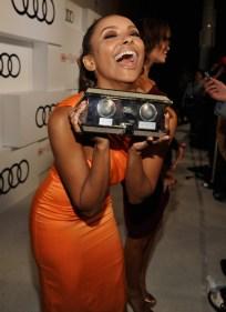 Audi Celebrates Emmys Week 2015- Kat Graham 15