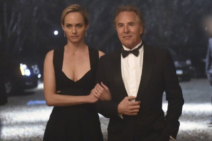Blood & Oil 1x01 -AMBER VALLETTA, DON JOHNSON