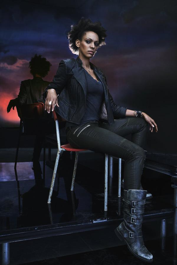 Judi Shekoni as Joanne