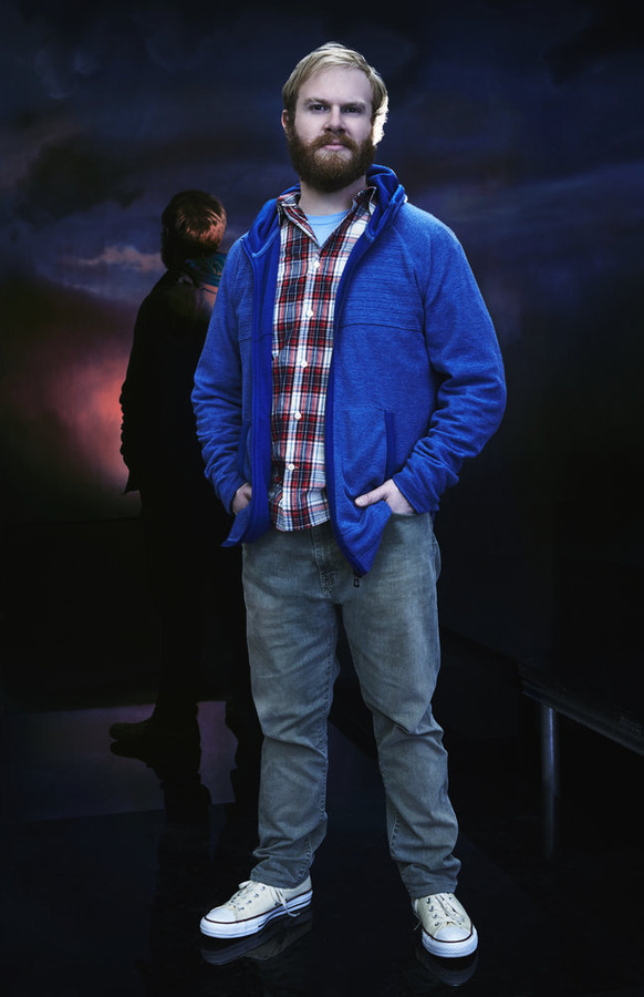 Henry Zebrowski as Quentin